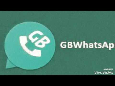 Gb Whatsap ultima version 4.30 funciona!