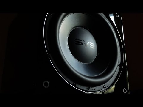 Review! The SVS SB3000 Subwoofer - 2 Channel | Music performance.