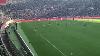 2018年10月27日土曜日 ルヴァン決勝 湘南ベルマーレVS横浜F・マリノス ...