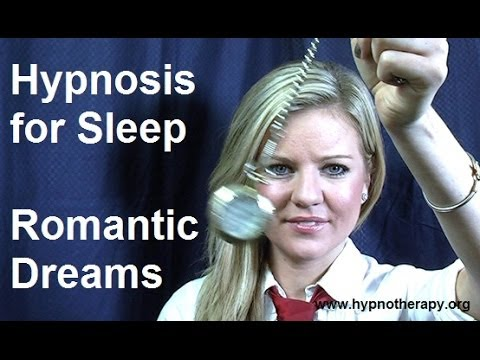 Hypnosis for Sleep with Chelsea - Romantic Dreams ASMR - Preview