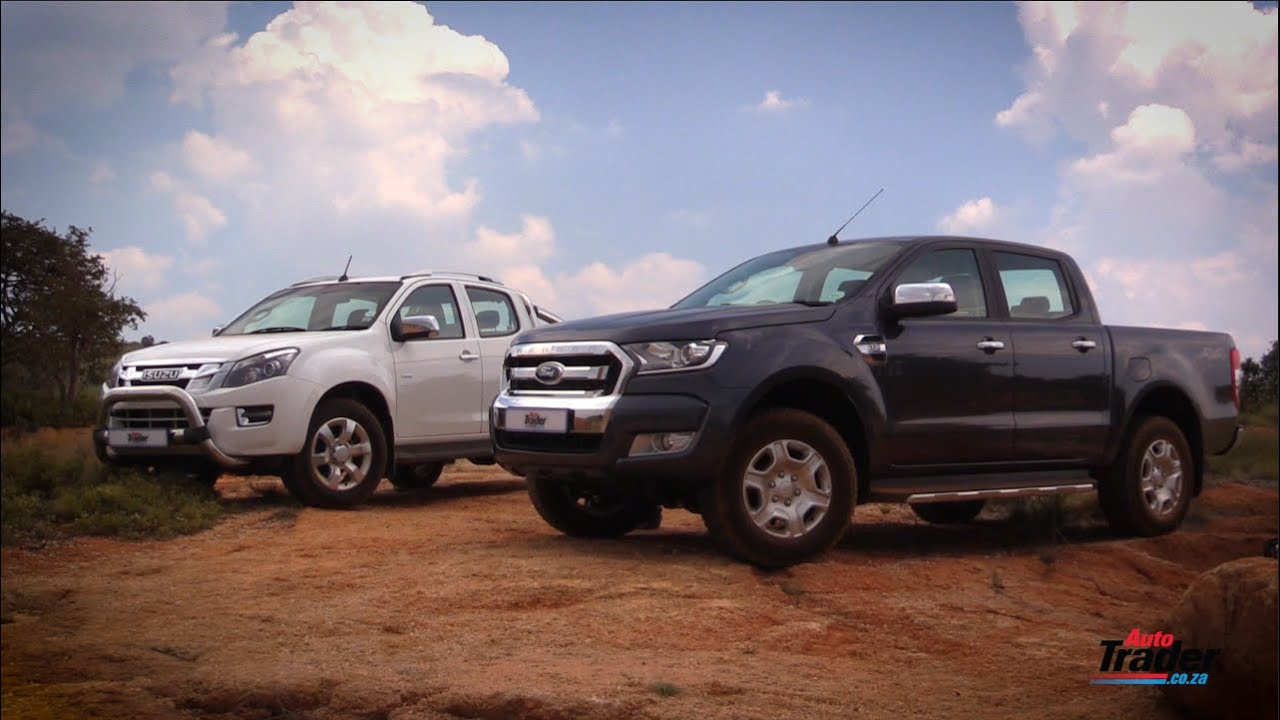 double cab shootout – 2016 ford ranger 3.2 double cab vs 2016