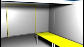 Augmented Reality Sound Visualisation Demo