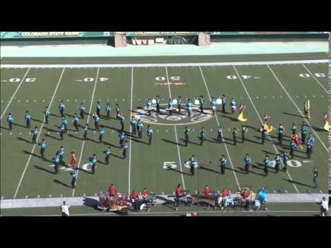 Widefield high school marching band 2013 state com