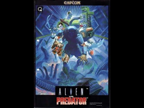 Alien Vs Predator (Arcade), Longplay