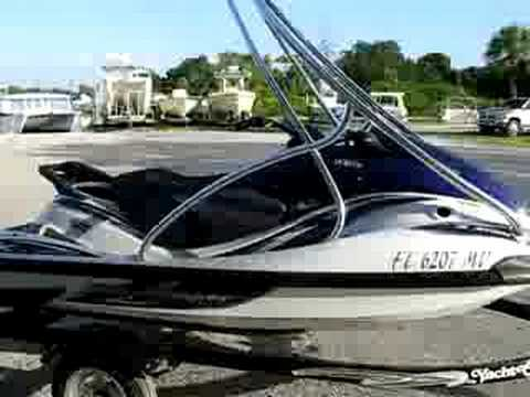 Axis Boats For Sale >> Yamaha Jet Ski Wakeboard Tower - YouTube