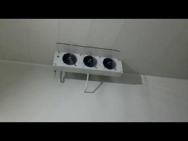 Soğuk Hava Odası Nemlendirme Sistemi