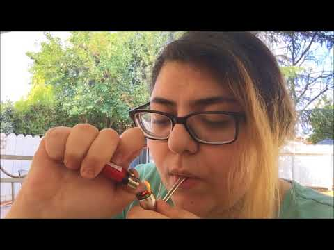 Smoking out of a $1 Pipe!