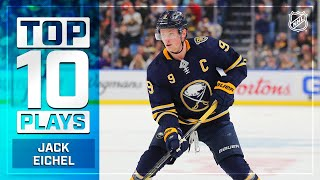 Top 10 Jack Eichel Plays from 2019-20   NHL