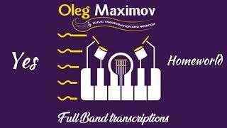 Yes - Homeworld - arrangement transcription