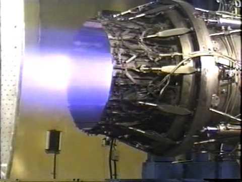 Kaveri Engine Dry & Wet Thrust Demo