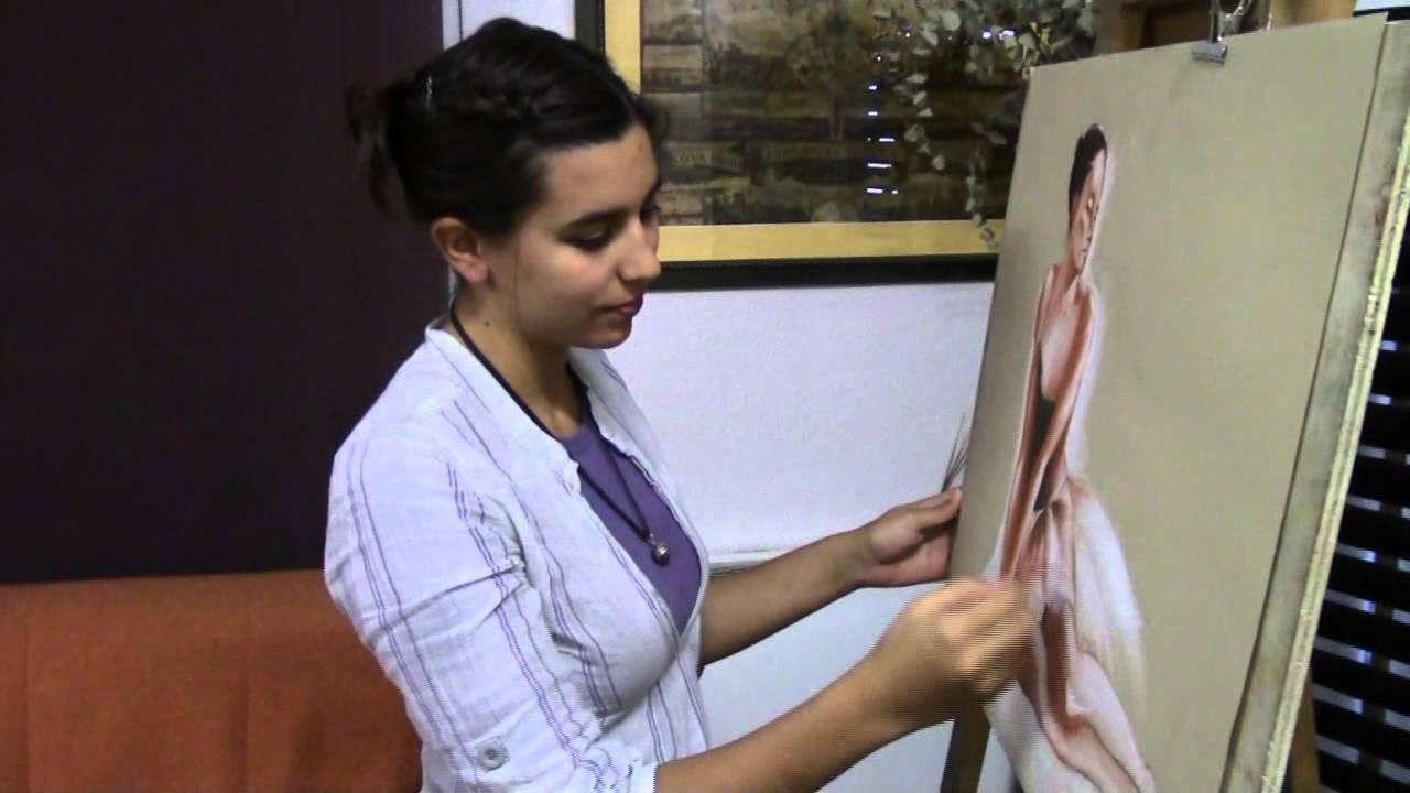 Como aprender a dibujar y pintar con facilidad youtube - Aprender a pintar ...