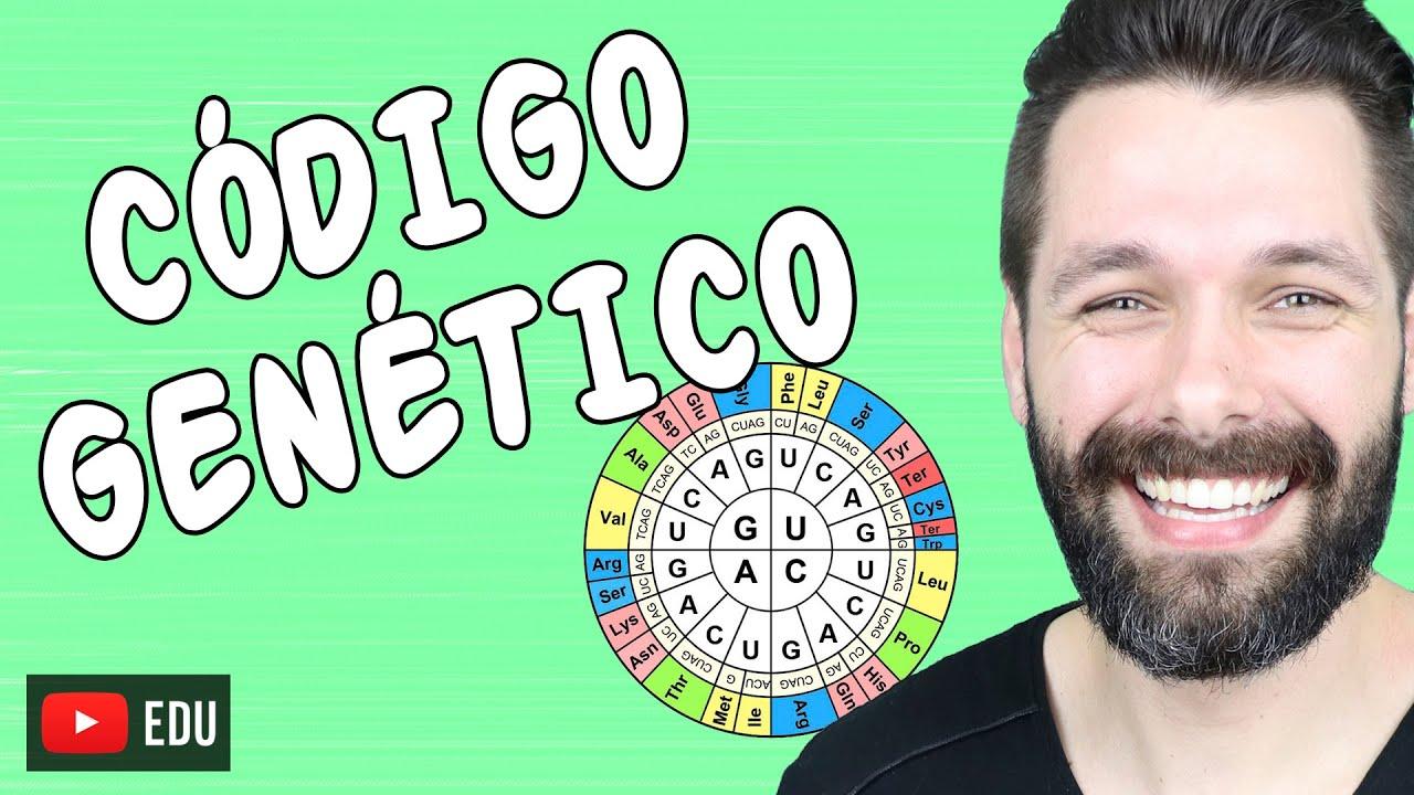 Download CÓDIGO GENÉTICO | Biologia com Samuel Cunha