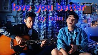 Baixar Love You Better - Lesha (Cover by Cedrix Eligio)