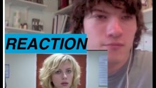 LUCY Trailer (2014) REACTION