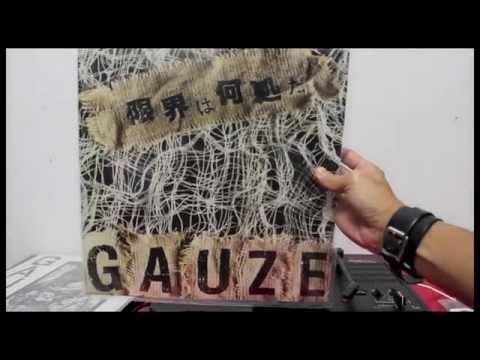 Gauze - 死人に口無し (1991) on vinyl