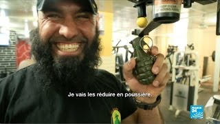 """Abu Azrael, le """"Rambo d'Irak, tueur de jihadistes de l'État islamique"""""""