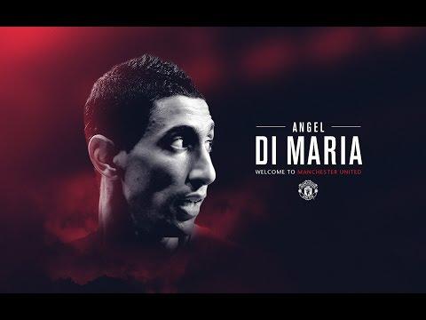 Angel Di Maria - Dusk - Manchester United - Goals Assists & Skills - 2014/2015 - HD