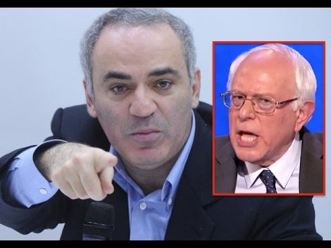 Russian Chess Grandmaster Rips Bernie Sanders Supporters