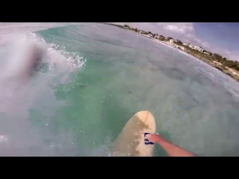 EASY Surf Travel: Surfing na Barbados - Freights Bay