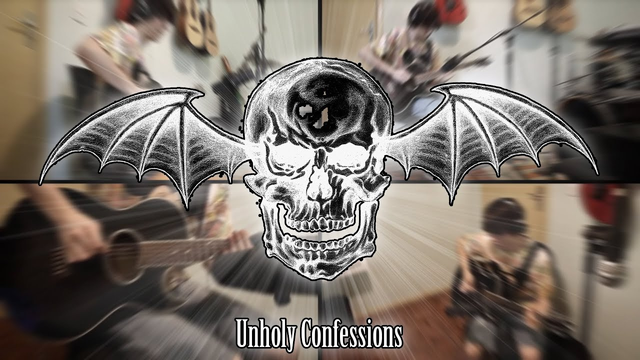 avenged sevenfold unholy confessions acoustic cover youtube. Black Bedroom Furniture Sets. Home Design Ideas