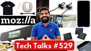 Tech Talks #529 - Samsung New TVs, Xiaomi Pillow, Oppo Find X, BSNL 786 Plan, Facebook Tracking