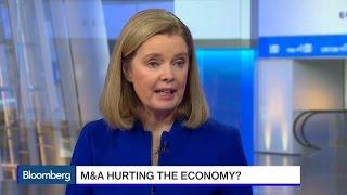 Barbara Byrne: Companies Innovate Through M&A