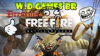 FREE FIRE GAMEPLAY DA ZUEIRA Part 1