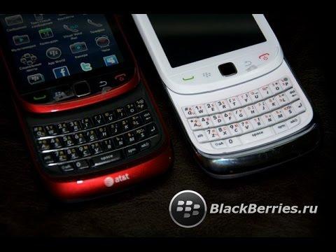 BlackBerry Torch 9800 прошивка для WI-fi