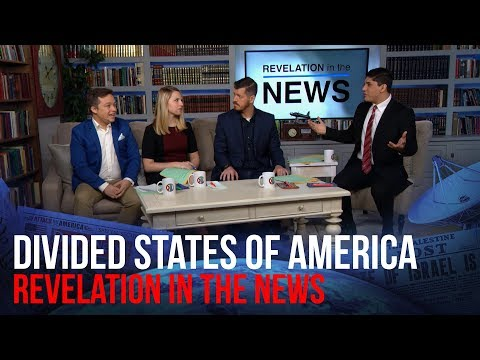 Divided States of America: Revelation in the News
