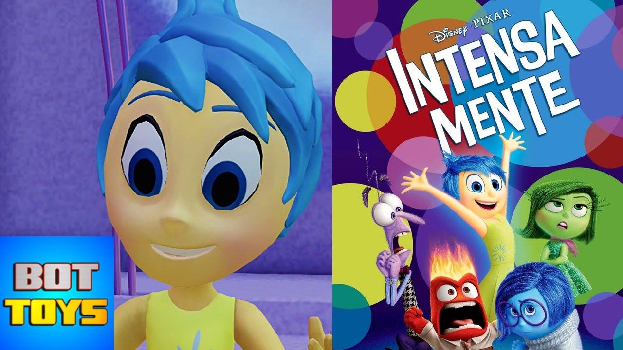 Caricaturas De Disney En Español Intensa Mente Disney Infinity