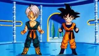 Trunks & Goten Get Ready [HD]