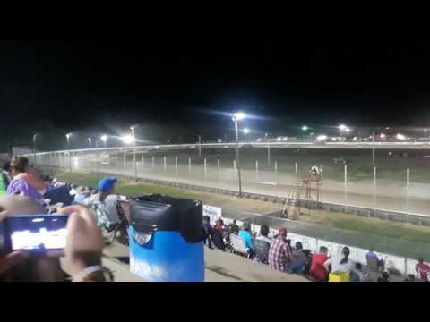 The races at thunderbird speedway