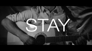 Stay -  Rihanna ft. Mikky Ekko (Damien McFly acoustic guitar cover)