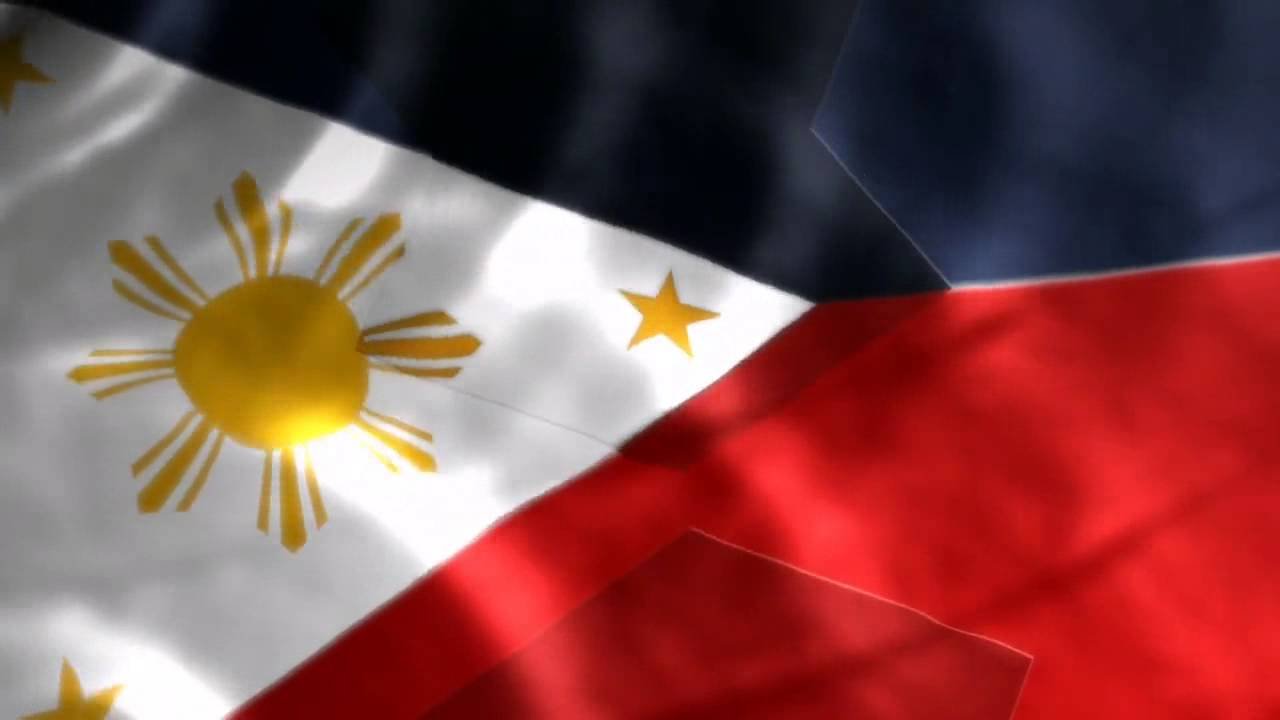 Looping waving philippine flag youtube - Philippine flag images ...