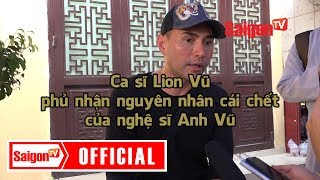 Ca sĩ Leon Vũ phủ nhận nguyên nhân sự ra đi của Anh Vũ