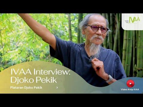 #DokumentasiIVAA: Plataran Djoko Pekik - Djoko Pekik 2017