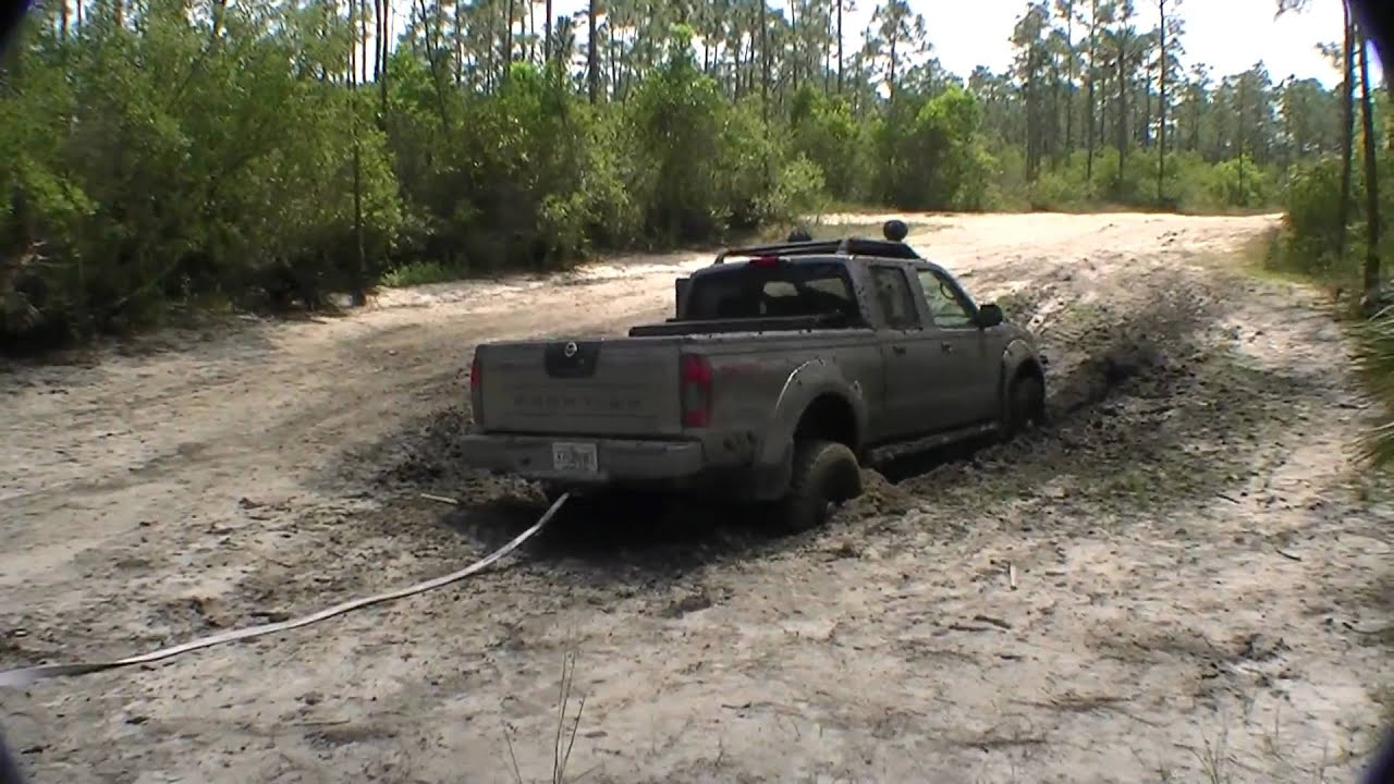 Nissan frontier stuck in the mud at corbett part 2 youtube vanachro Images