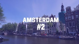 Avrupa'nın En Çok Turist Çeken Bölgesi Red Light District   Amsterdam   Hollanda
