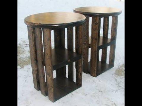 Ideas para reciclar huacales como reciclar una caja de for Como reciclar puertas de madera