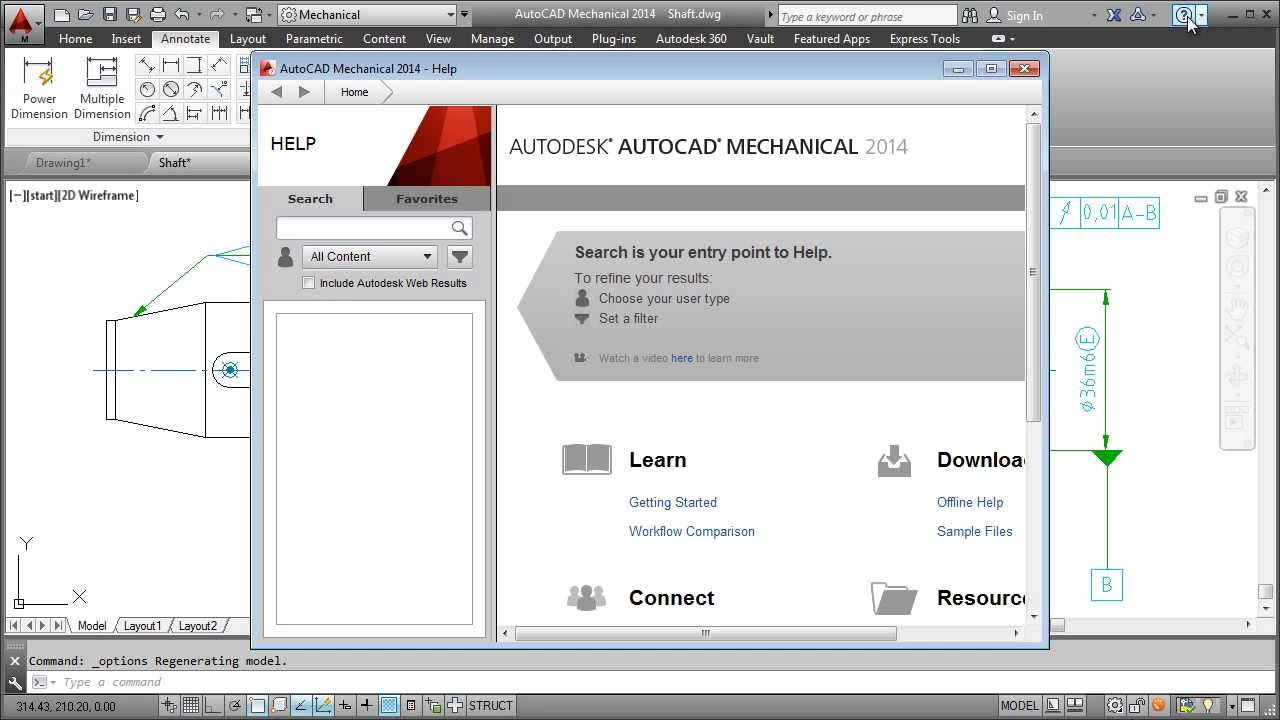 Autocad Mechanical 2014 Symbols Youtube Block Valve Pid Symbol On Electrical Schematic Switch