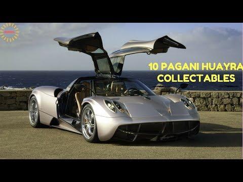 Extreme car driving simulator #1 - 10 Pagani Huayra collectables