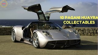 Extreme car driving simulator #1 - 10 Pagani Huayra collectables