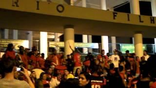 Samba at the Maracana Stadium (Estádio do Maracanã)