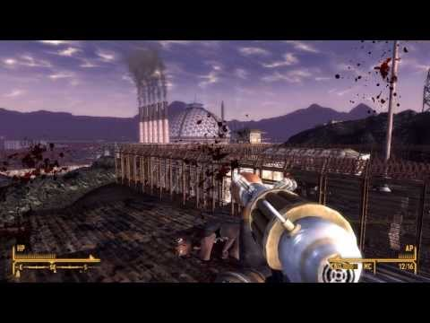 Fallout NV Old World Blues Walkthrough Part 43: Little Yangtze and Surrounding Area (in 1080p)