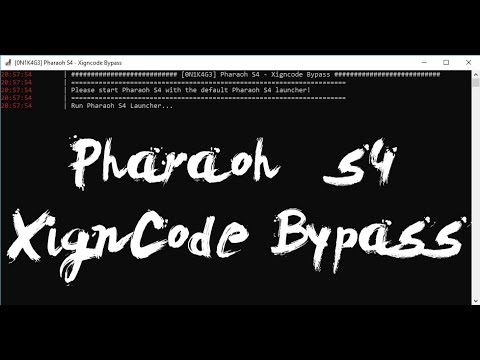 How to bypass Xigncode