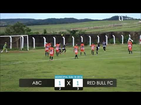 Municipal 2016 #19 - ABC 1 x 1 Red Bull