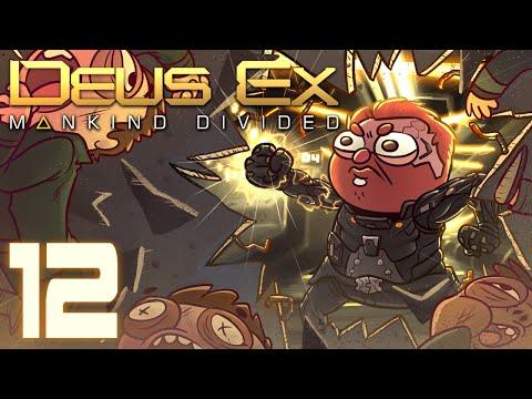 Deus Ex: Mankind Divided [Part 12] - HACK THE PLANET!