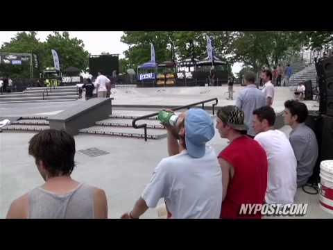 Skating Allowed - New York Post