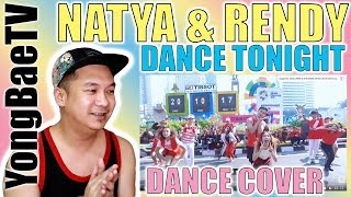 BCL & JFLOW 'DANCE TONIGHT' DANCE | OFFICIAL SONG OF ASIAN GAMES | Choreo by Natya Shina | Reaction