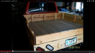 How To Put Sideboards On A Wooden Bed